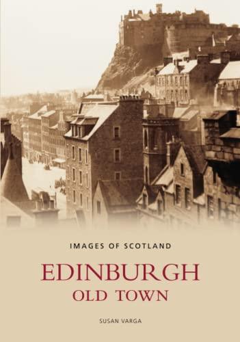 Edinburgh Old Town by Susan Varga