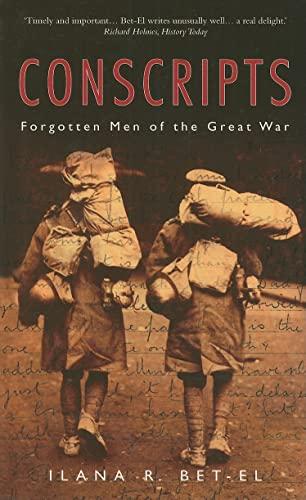Conscripts By Ilana R Bet-El