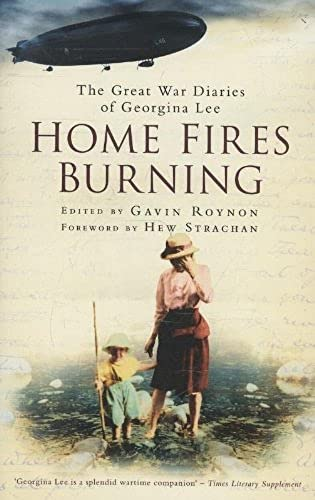 Home Fires Burning By Gavin Roynon