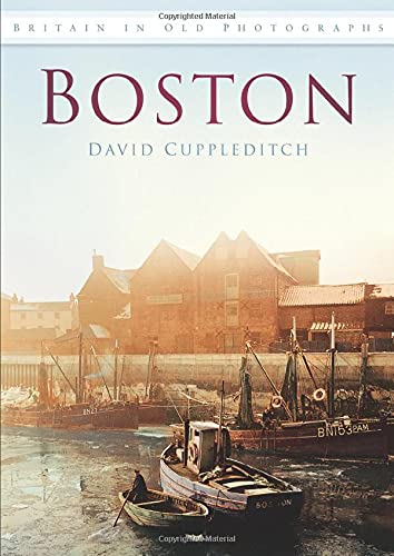Boston By David Cuppleditch
