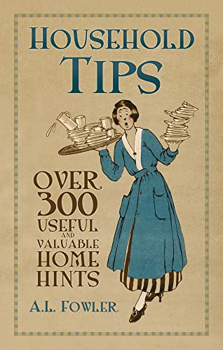 Household Tips: Over 300 Useful and Valuable Home Hints By A. L. Fowler