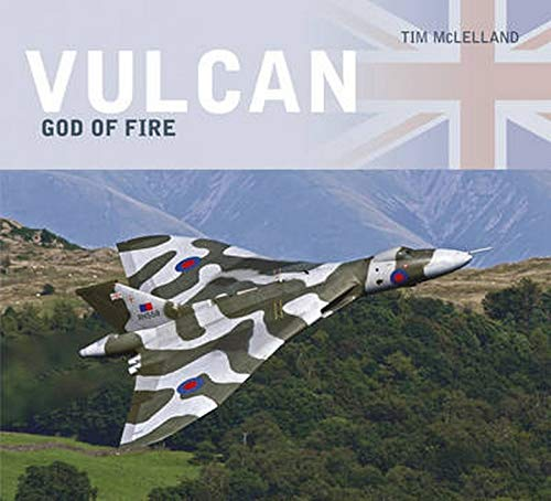 Vulcan: God of Fire By Tim McLelland