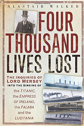 Four Thousand Lives Lost By Alastair Walker