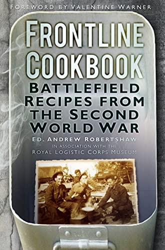 Frontline Cookbook By Andrew Robertshaw