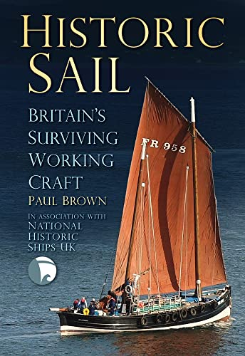 Historic Sail By Paul Brown