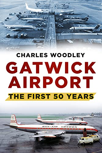 Gatwick Airport By Charles Woodley
