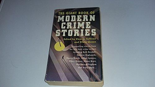 Modern Crime Stories By Eleanor Sullivan