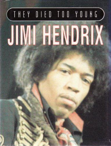 Jimi Hendrix By Tom Stockdale