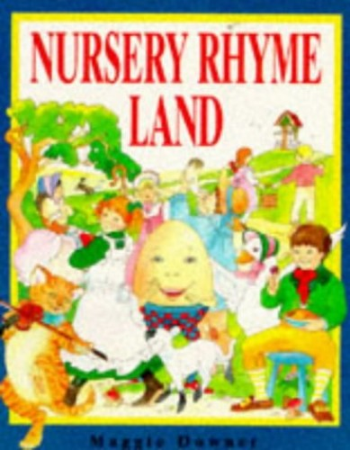 Nursery Rhyme Land By Caroline Repchuk