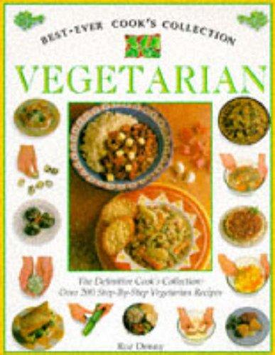 The Best Ever Vegetarian Cookbook By roz denny
