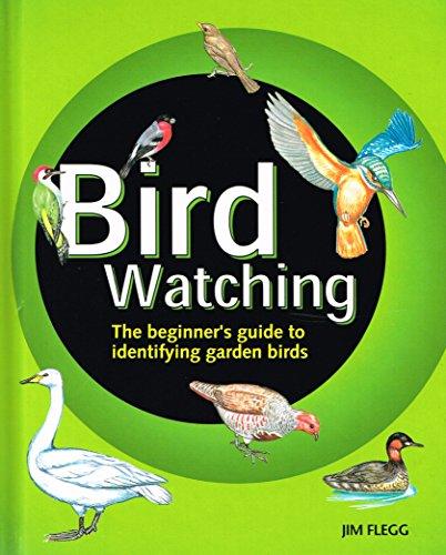 Junior Bird Watching By Jim Flegg