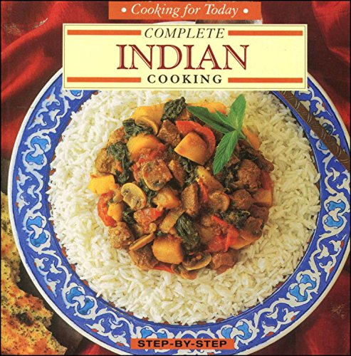 Complete-Indian-Cooking-by-Hobday-Cara-0752524720-The-Cheap-Fast-Free-Post