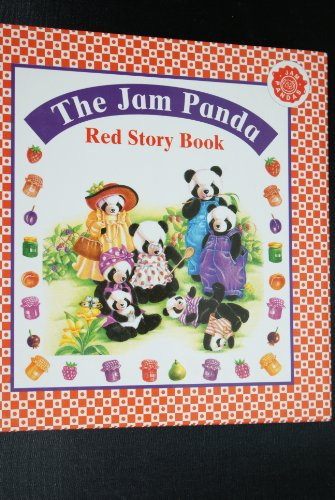 Jam Panda Red Story Book By Caroline Repchuk