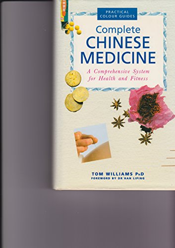 Complete Chinese Medicine By Tom Williams