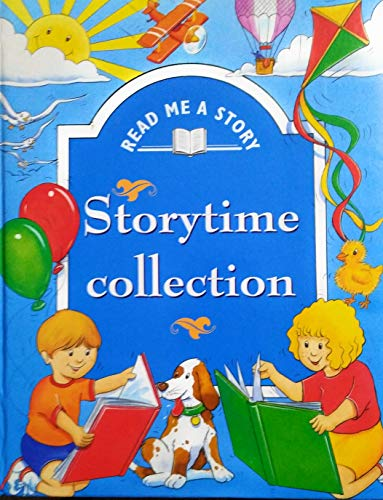Storytime collection (Read me a story) By Parragon