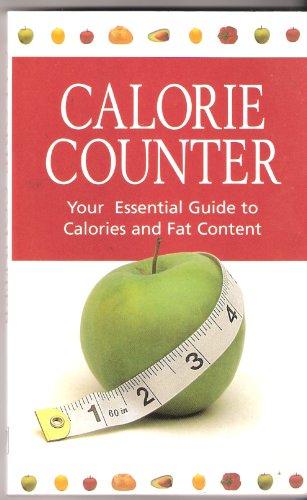 Calorie Counter By Parragon Books