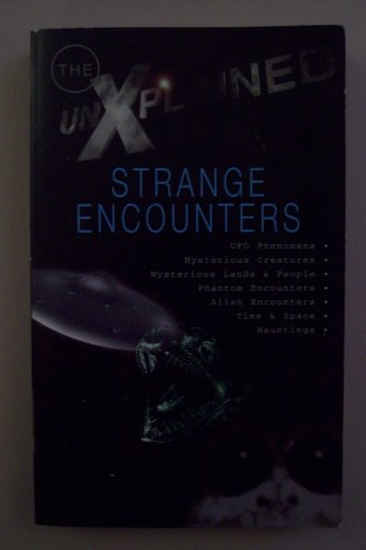 Strange Encounters By Various
