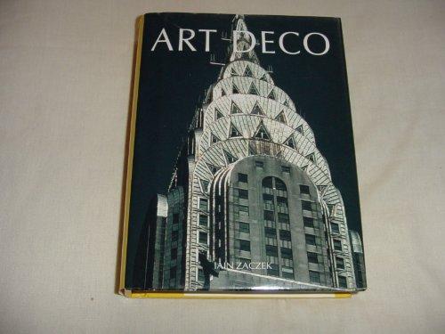 Art Deco (Mini art series) By Iain Zaczek