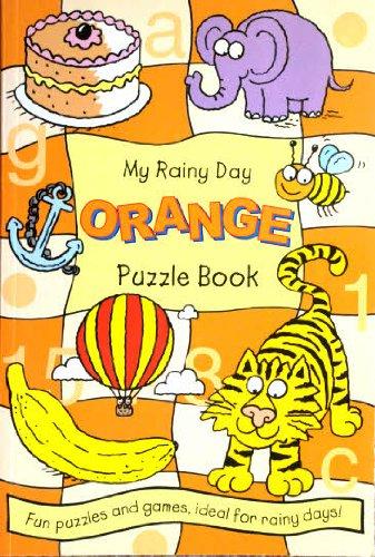 My Orange Rainy Day Pad
