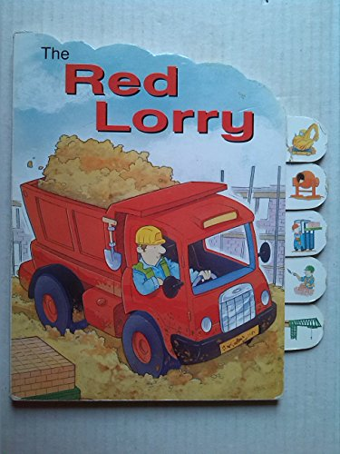 Red Lorry By Kay Barnes