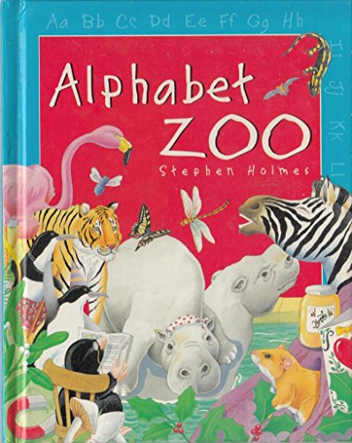 Alphabet Zoo Activity