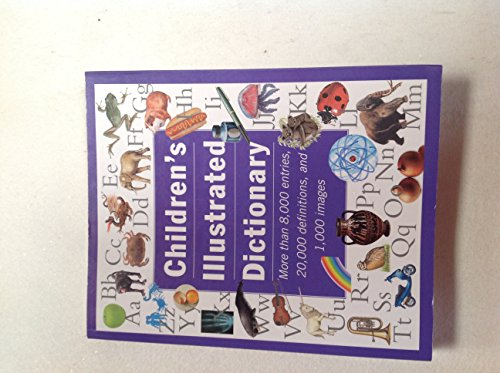 Children's Illustrated Dictionary By Various