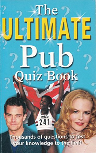 The Ultimate Pub Quiz by