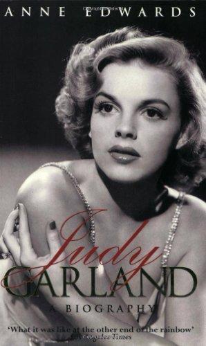 Judy Garland By Anne Edwards