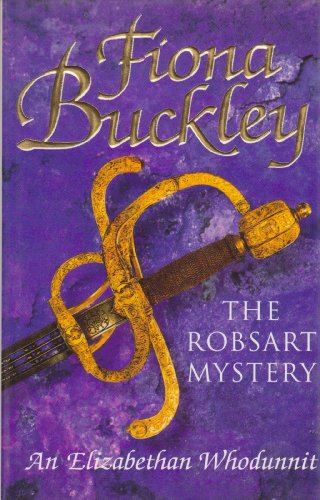 The Robsart Mystery By Fiona Buckley