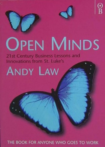 Open Minds By Andy Law