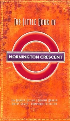 The Little Book Of Mornington Crescent By Tim Brooke-Taylor