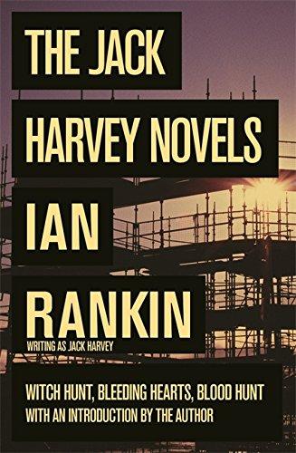 The Jack Harvey Novels By Ian Rankin