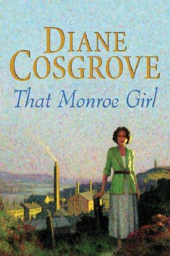 That Monroe Girl By Diane Cosgrove