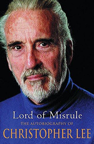 Lord of Misrule By Sir Christopher Lee