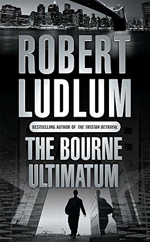 The Bourne Ultimatum By Robert Ludlum
