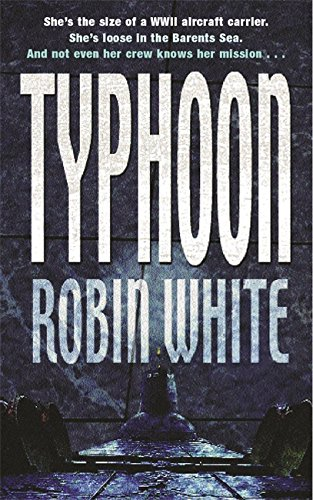 Typhoon By Robin White