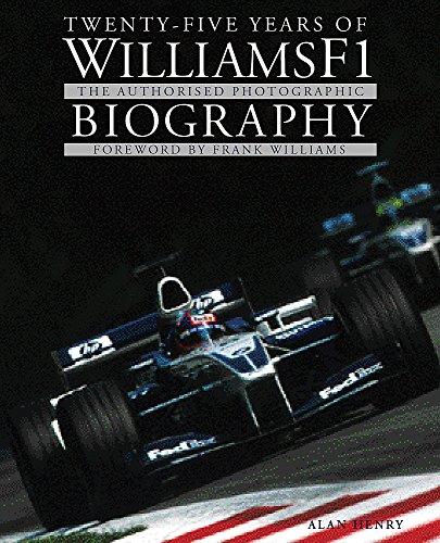 Twenty-Five Years of William F1 By Alan Henry