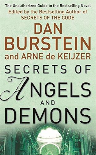 Secrets of Angels and Demons By Daniel Burstein