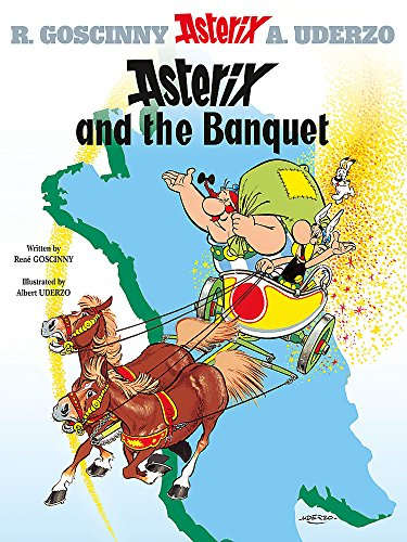 Asterix and the Banquet by Rene Goscinny