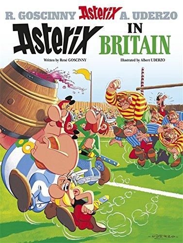 Asterix in Britain by Rene Goscinny
