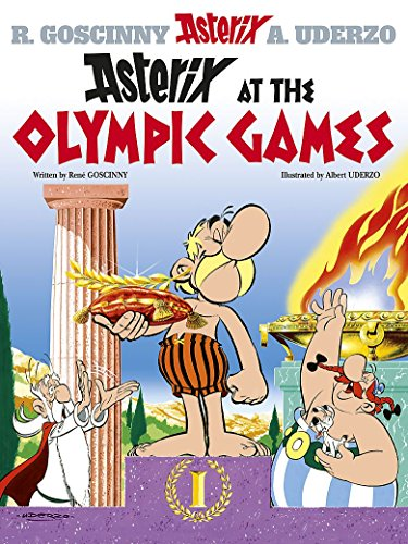 Asterix: Asterix at The Olympic Games von Rene Goscinny