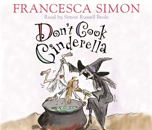Don't Cook Cinderella (CD) By Francesca Simon