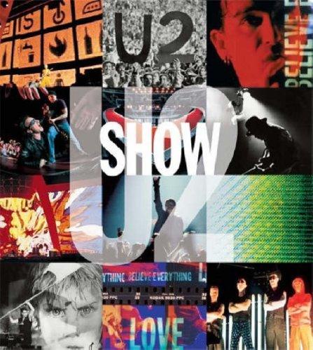 U2 Show By Diana Scrimgeour