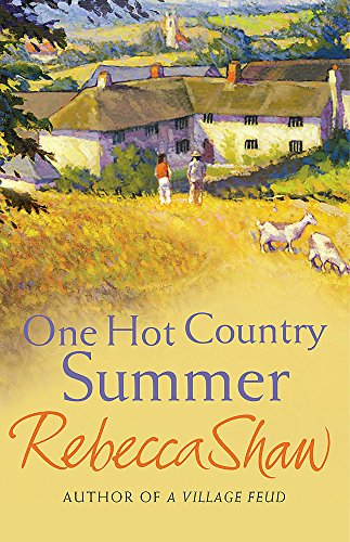 One Hot Country Summer by Rebecca Shaw