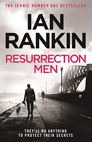 Resurrection Men (A Rebus Novel) By Ian Rankin