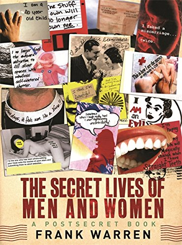 The Secret Lives of Men and Women: A Postsecret Book by Frank Warren