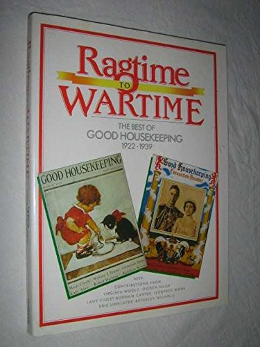 From Ragtime to Wartime 1922-1939 By Brian Braithwaite