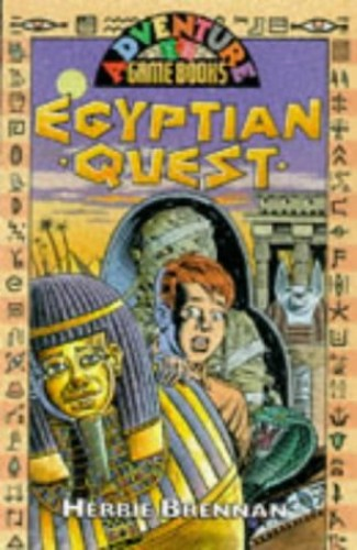 Egyptian Quest By Herbie Brennan
