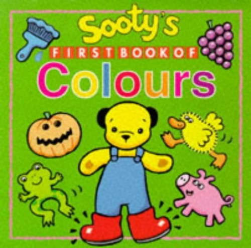 Sooty's First Book of Colours By Sonia Canals