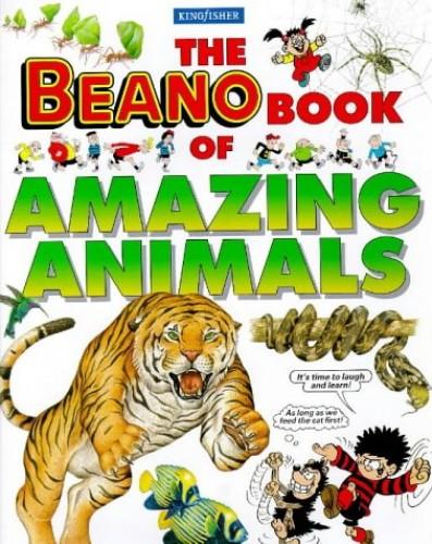 """Kingfisher """"Beano"""" Book of Amazing Animals By Hilda Hunter"""